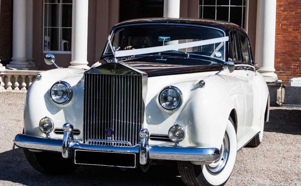 Wedding Car Rolls Royce Wedding Car In Potters Bar Hertfordshire